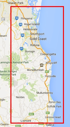 Surekil services the Tweed, Gold Coast and Northern Rivers regions from Beenleigh to Lismore